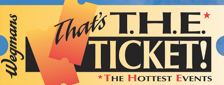 Thats the Ticket logo 1