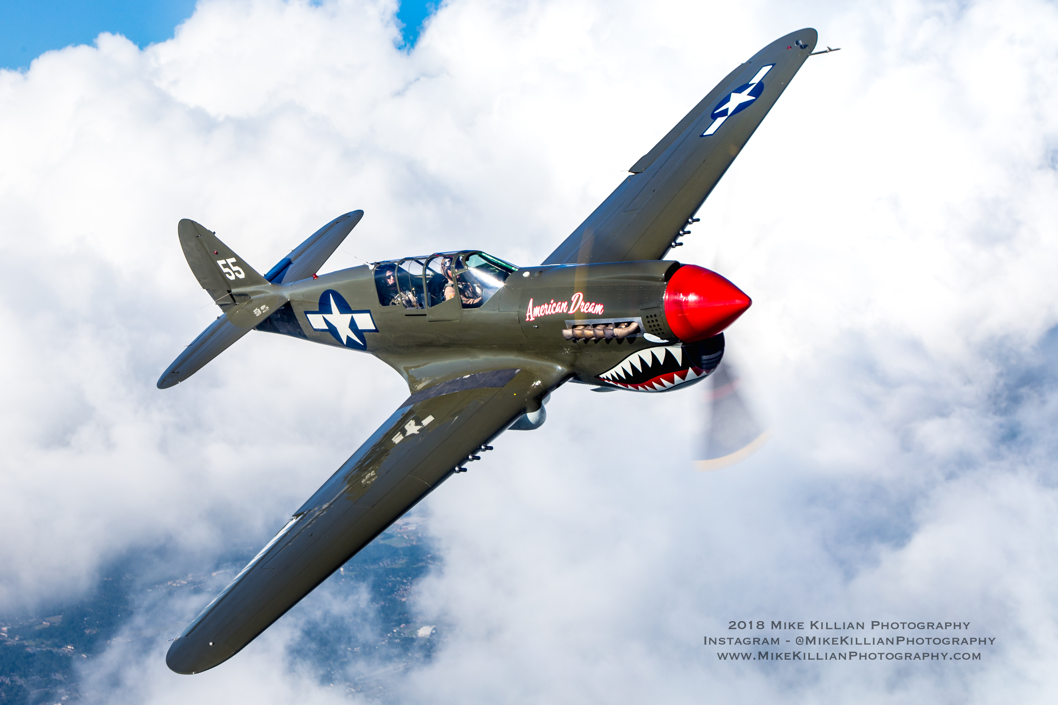 Now You Can Fly a P-40 Warhawk!