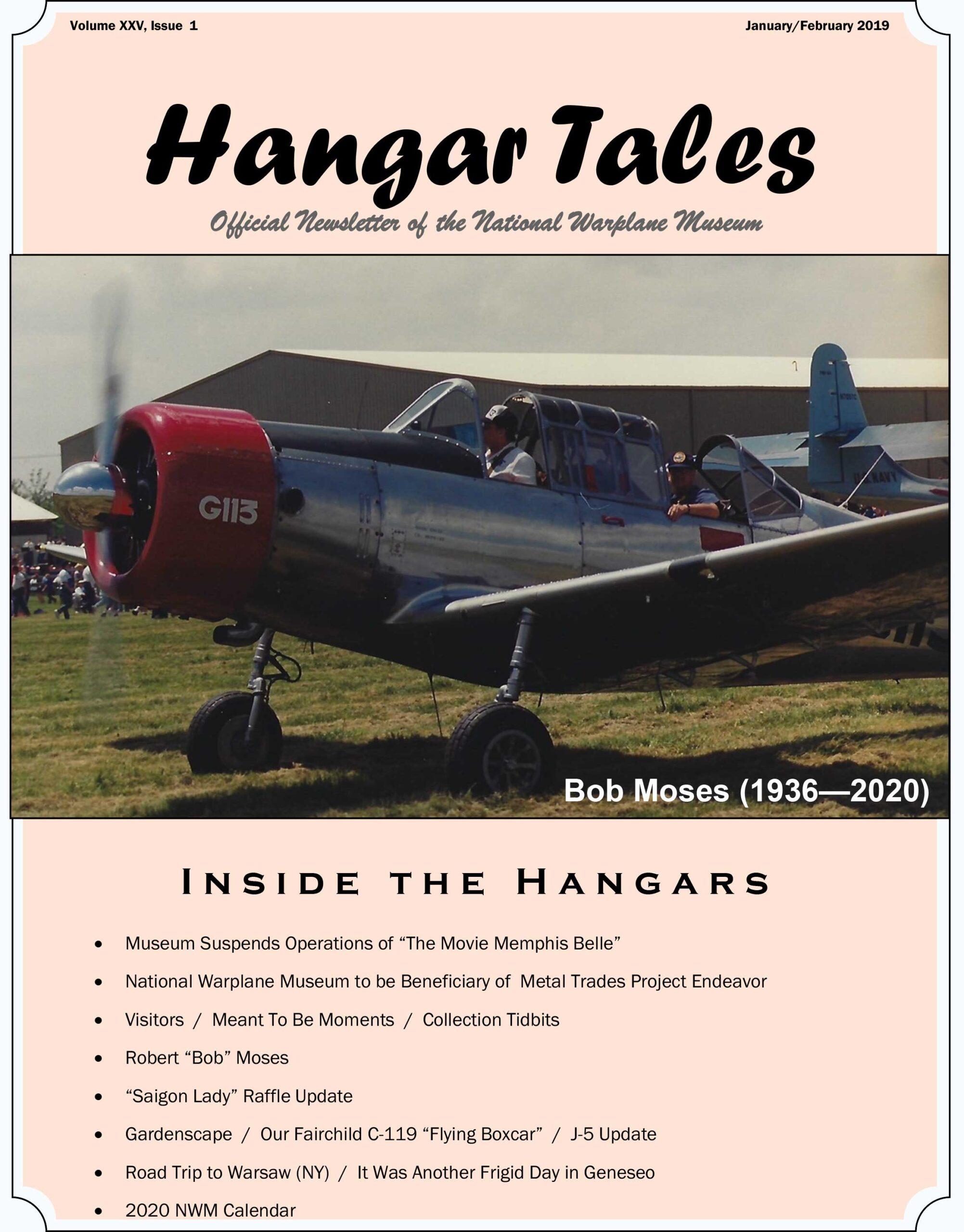 Hangar Tales