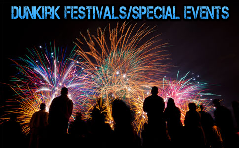 Dunkirk Festivals and Special Events
