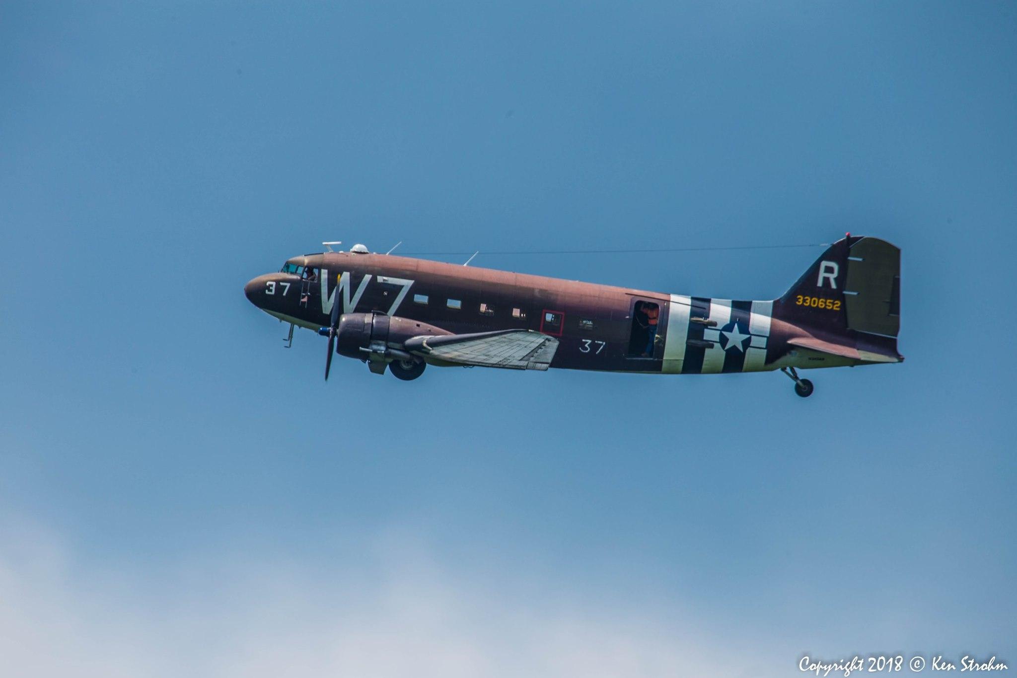 """C-47 """"WHISKEY 7"""""""