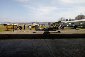 Liaison Aircraft